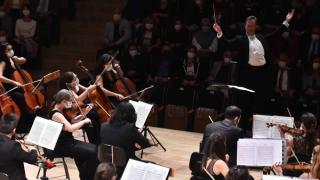 Ankara Kent Filarmoni Orkestrası sanat sezonunu açtı