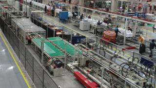 Arçelik Eskişehir fabrikası dünyanın en gelişmiş üretim merkezleri arasına adını yazdırdı