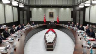 Bugünkü Cumhurbaşkanlığı kabine toplantısı başladı 27 Eylül