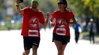 Eker I Run katılımcıları iyilik peşinde koşarak fark yaratacak