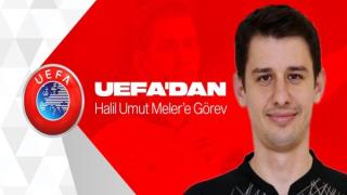 Halil Umut Meler'e Şampiyonlar Ligi'nde görev