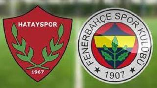 Hatay karşısında Fenerbahçe fırtına estirdi