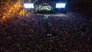 İzmir Enternasyonal Fuarı'nda renkli geceler