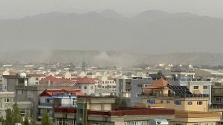 Kabil'de art arda patlamalar: Ölü sayısı 90'a yükseldi