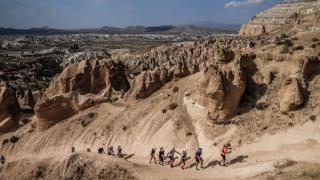 Kapadokya sanat, spor ve doğayı buluşturmaya hazırlanıyor