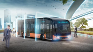 Karsan'dan yeni %100 elektrikli model ailesi e-ATA