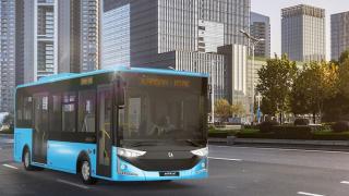 Karsan'ın 8 metrelik dizel atak otobüsleri Mersin ulaşımını rahatlatacak