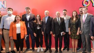 Kılıçdaroğlu: İzmir'de Gençlere Hitap etti