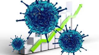 Koronavirüs salgınında vaka sayısı  açıklandı 21 Eylül 2021