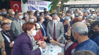 Doğu Karadeniz'de 'Cumhurbaşkanı Akşener' sloganları