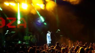 Nilüfer +1 Güz Konserleri'nde Ceza'dan unutulmaz performans
