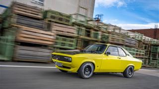 Opel Manta GSe ElektroMOD: Hayal gücü, ekip çalışması ve teknolojinin birleşimi