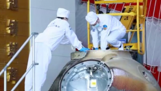Shenzhou-12 insanlı uzay aracının dönüş kapsülü açıldı