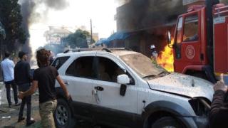 Terör örgütünden sivillere yönelik bombalı saldırı: 2 ölü, 19 yaralı