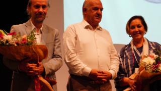 Tilbe Saran ''Genco'' belgeseli gösteriminde konuştu