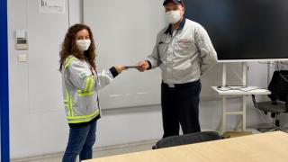 Toyota Otomotiv Sanayi Türkiye, sağlıklı yaşam konusunda çalışanlarını bilgilendiriyor