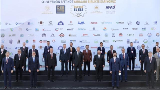 """Cumhurbaşkanı Erdoğan: """"Bir yıl içinde bu işi bitirelim"""""""