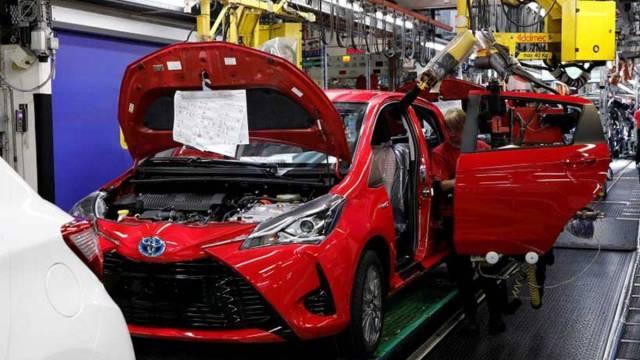 Toyota'dan, Fransa'daki üretimini durdurma kararı