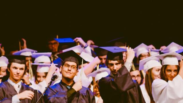 İTÜ mezuniyet törenlerine hazır