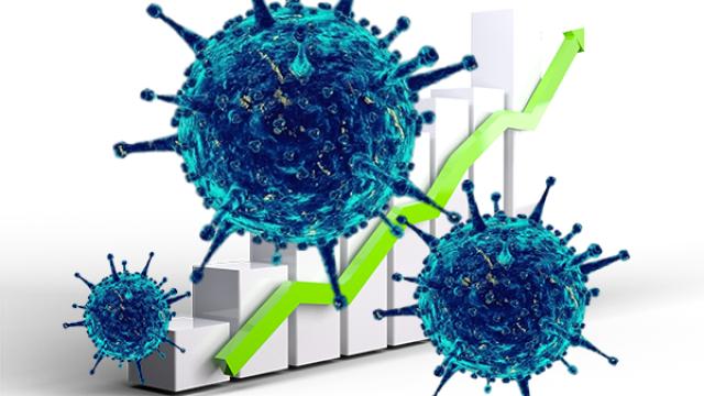 Koronavirüs salgınında vaka sayısı düne göre arttı 28 Eylül 2021