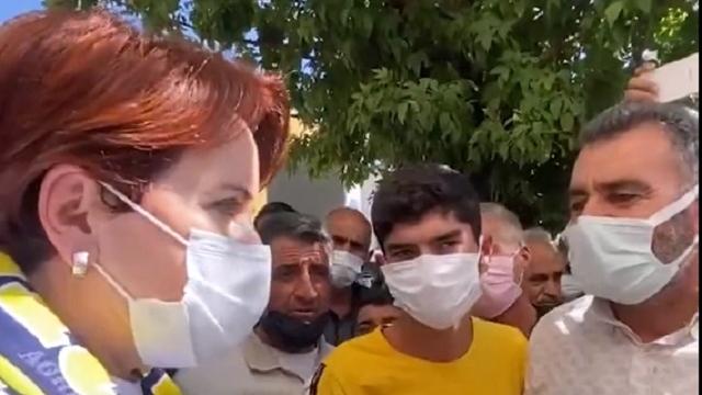Meral Akşener: Ağrı'nın dertleri Ağrı Dağı'nın boyunu aşmış...