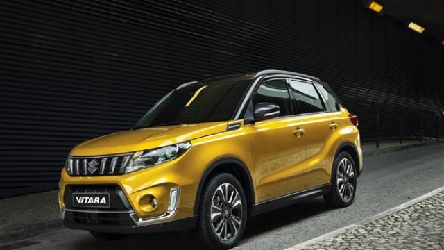 Suzuki Vitara Hibrit'ini seç fiyatı sabitle, ay sonunda teslim al